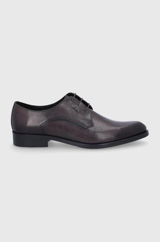 Karl Lagerfeld - Шкіряні туфлі