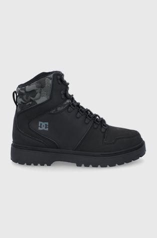 Dc - Δερμάτινες μπότες πεζοπορίας