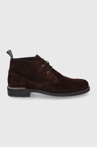 Marc O'Polo - Замшеві туфлі