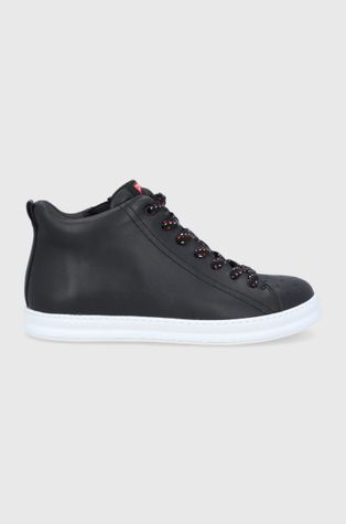 Camper - Δερμάτινα παπούτσια Runner Four