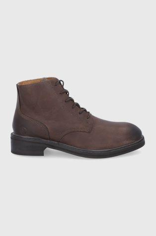 Superdry - Kožené boty