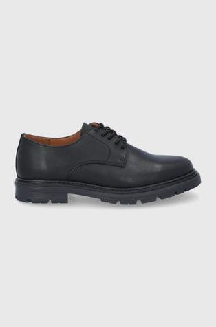 United Colors of Benetton - Δερμάτινα κλειστά παπούτσια