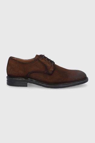 Pepe Jeans - Замшеві туфлі Oregon