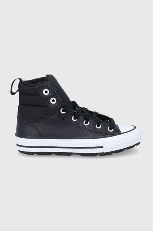 Converse - Кожени кецове