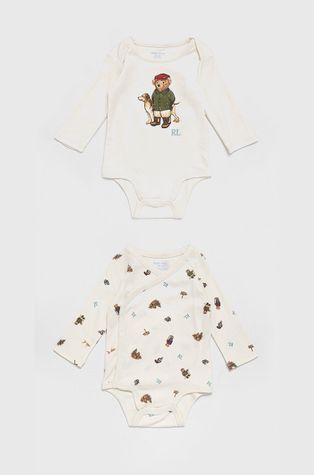 Polo Ralph Lauren - Бебешко боди (2 чифта)