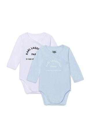Karl Lagerfeld - Φορμάκι μωρού (2-pack)