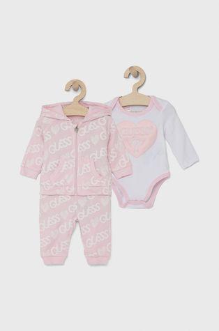 Guess - Komplet niemowlęcy 62-76 cm