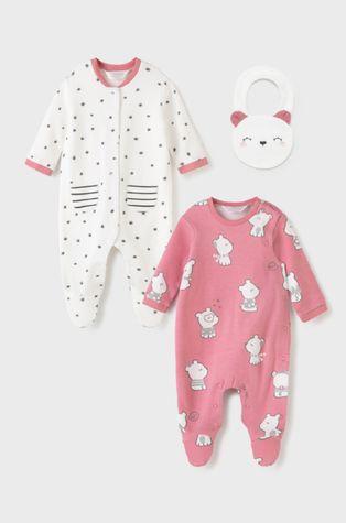 Mayoral Newborn - Pyžamo pre bábätká (2-pak)
