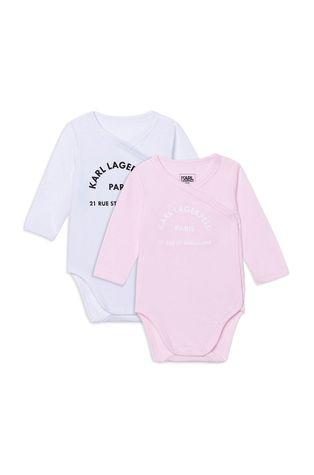 Karl Lagerfeld - Боді для немовлят (2-Pack)