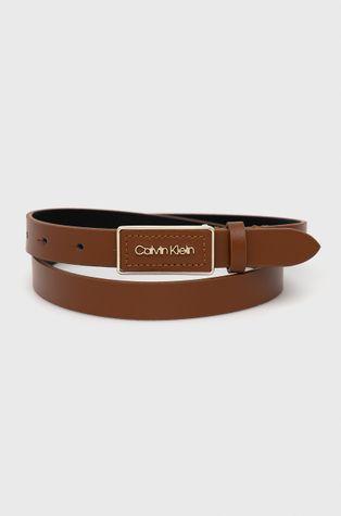 Calvin Klein - Bőr öv