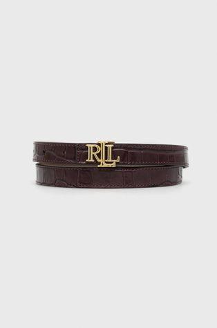 Lauren Ralph Lauren - Oboustranný kožený pásek