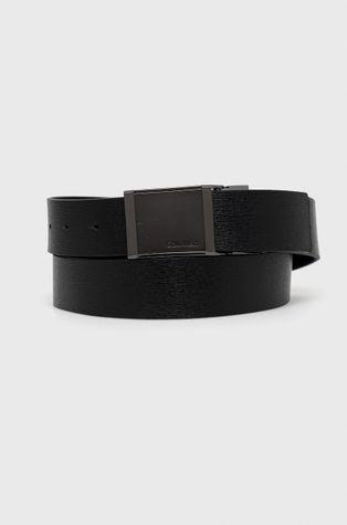 Calvin Klein - Kožený pásek (2-pack)