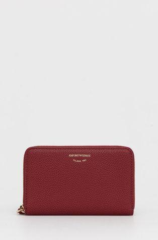 Emporio Armani - Δερμάτινο πορτοφόλι