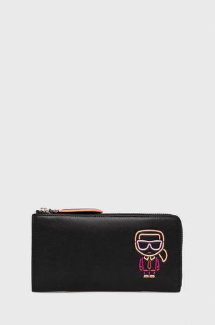 Karl Lagerfeld - Bőr pénztárca