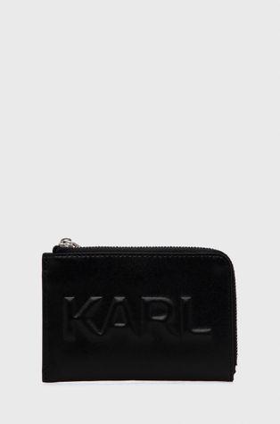 Karl Lagerfeld - Portfel skórzany