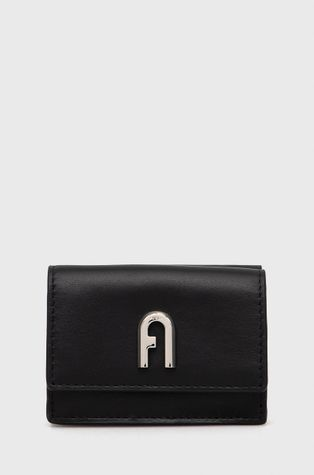 Furla - Kožená peněženka Moon