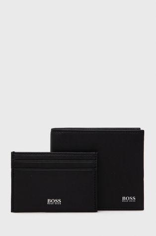 Boss - Кожен портфейл и калъф за карти