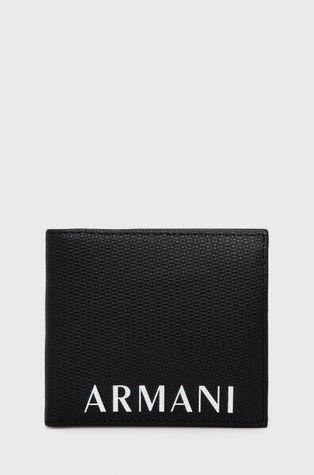 Armani Exchange - Кожен портфейл