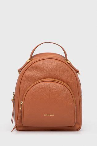 Coccinelle - Kožený batoh Lea