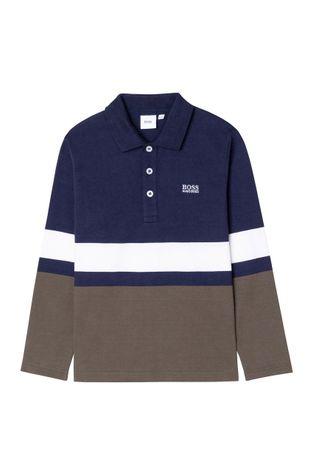 Boss - Detské polo tričko