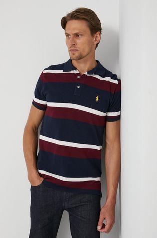 Polo Ralph Lauren - Памучна тениска с яка