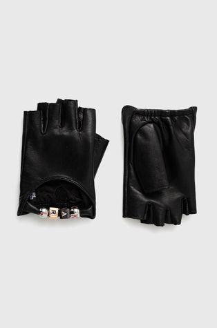 Karl Lagerfeld - Шкіряні рукавички