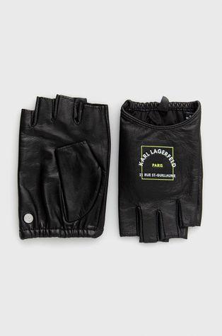 Karl Lagerfeld - Kožené rukavice