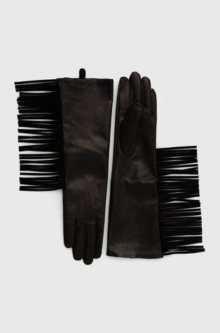 Twinset - Кожени ръкавици