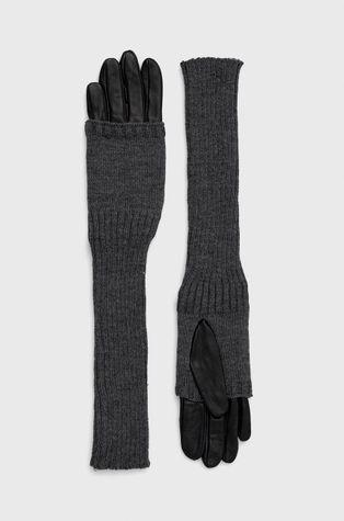 Sisley - Кожени ръкавици