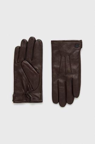 Karl Lagerfeld - Δερμάτινα γάντια