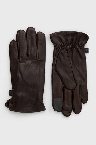 Strellson - Кожаные перчатки