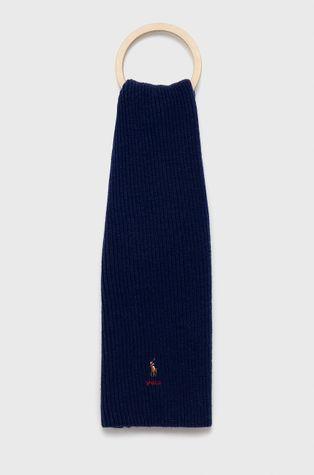 Polo Ralph Lauren - Тънък шал с вълна