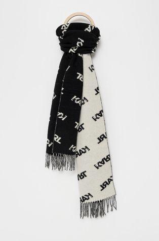 Karl Lagerfeld - Μάλλινο κασκόλ