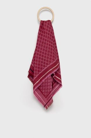 Karl Lagerfeld - Копринен тънък шал