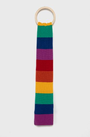 United Colors of Benetton - Szalik z domieszką kaszmiru