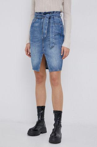 Only - Spódnica jeansowa