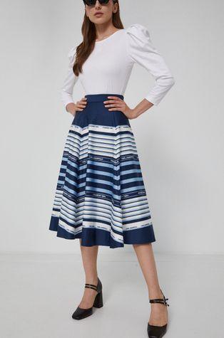Karl Lagerfeld - Bavlněná sukně