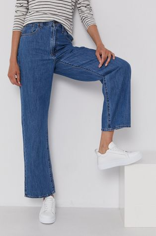 Levi's - Jeansy High-Waisted Straight