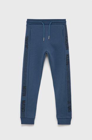 Calvin Klein Jeans - Παιδικό βαμβακερό παντελόνι