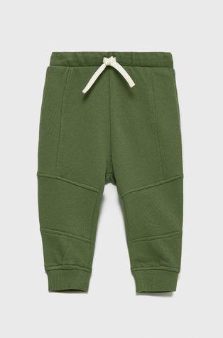 United Colors of Benetton - Spodnie bawełniane dziecięce