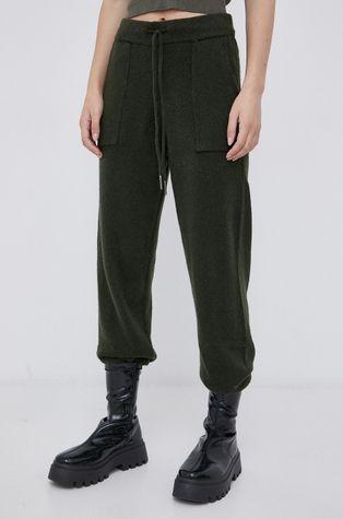 Noisy May - Spodnie z domieszką wełny