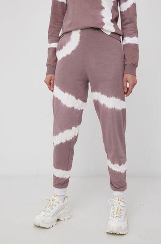 JDY - Spodnie bawełniane
