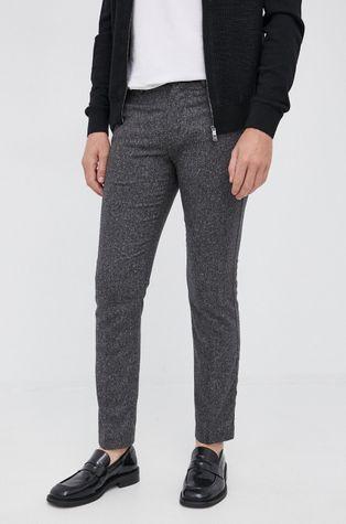 Tommy Hilfiger - Spodnie z domieszką wełny