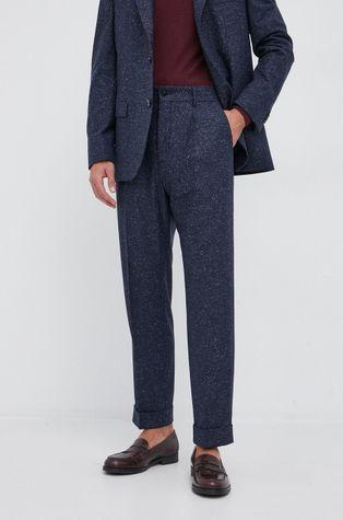 Hugo - Spodnie wełniane