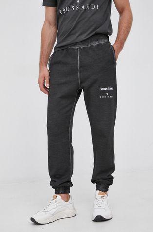 Trussardi - Spodnie bawełniane