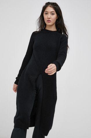 Vero Moda - Сукня з домішкою вовни