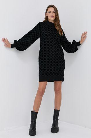 Karl Lagerfeld - Rochie din bumbac