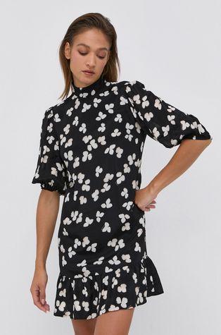 The Kooples - Selyemkeverékes ruha