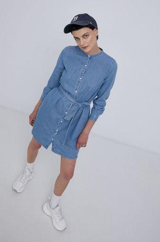 Superdry - Sukienka jeansowa