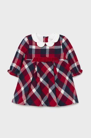 Mayoral Newborn - Дитяча бавовняна сукня